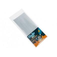Набор стержней для 3D-ручки 3Doodler Start, 24 шт., серый