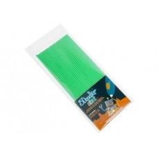 Набор стержней для 3D-ручки 3Doodler Start, 24 шт., зеленый