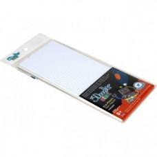 Набор стержней для 3D-ручки 3Doodler Start, 24 шт., белый