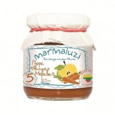 Пюре Marmaluzi яблоко-морковь, 125 г