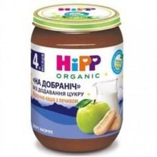 Молочная органическая каша HIPP с печеньем Спокойной ночи, 190 г