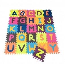 Детский игровой коврик-пазл Battat ABC, 140х140 см (BX1210Z)