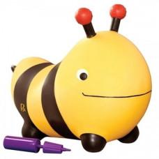 Баттатопрыгун Battat Пчела-ла-ла с насосом (BX1455Z)