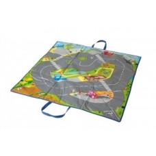Сумка-коврик Miniland автотрек, 100х100 см