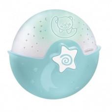 Светильник Infantino Спокойные сны, голубой (004627I)