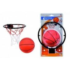 Игровой набор Simba Баскетбольная корзина с мячем (7400675)