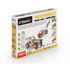 Конструктор Engino Stem Механика, 112 деталей (STEM02)