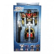 Робот X-Bot Могучая Сила, красный (9611-AR)