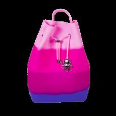 Рюкзак силиконовый Tinto, М, малиново-фиолетовый (BP22.38)