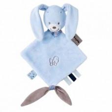 Мягкая игрушка Nattou Кролик Бибу (321129)