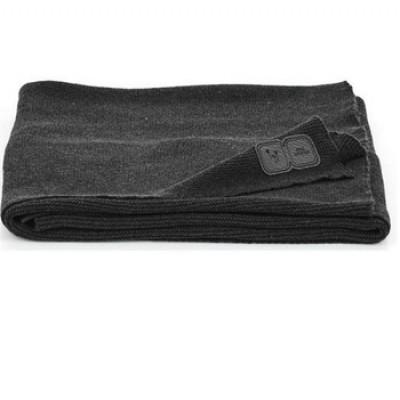 Одеяло для коляски ABC design, черный (91303/715)