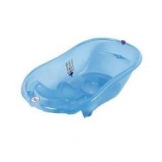 Детская ванночка OK Baby Onda New Style с термодатчиком, синий, 93 см (38238440)