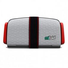 Автокресло-бустер Mifold Pearl Grey, светло-серый (MF01-EU/COM)