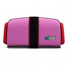 Автокресло-бустер Mifold Perfect Pink, розовый (MF01-EU/PNK)