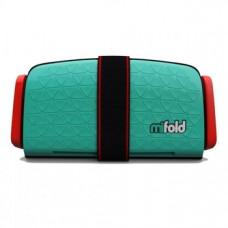 Автокресло-бустер Mifold Lime Green, зеленый (MF01-EU/GRN)