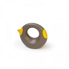 Лейка Quut Cana, коричневый с желтым, 1 л (170594)