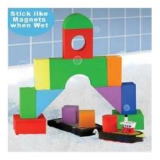 Набор для игры в ванной Just Think Toys Буксир и Баржа (22092)