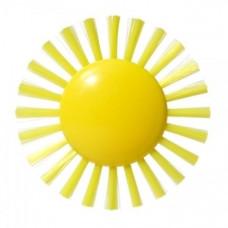 Игрушка для ванной Moluk Плюи Щетка-солнце (43070)