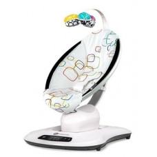 Кресло-качалка 4Moms MamaRoo Multi Plush RS