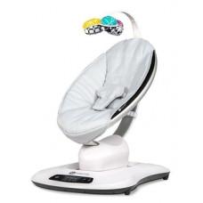 Кресло-качалка 4Moms MamaRoo Classic RS, серебристый