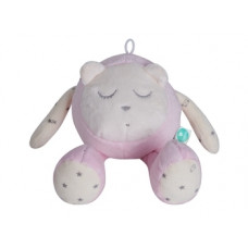 Мягкая игрушка myHummy Mr.Sleeper, 23 см, розовый (5901912031173)