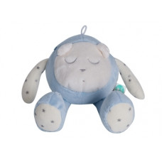 Мягкая игрушка myHummy Mr.Sleeper, 23 см, голубой (5901912031180)