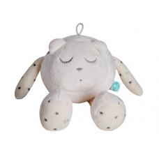 Мягкая игрушка myHummy Mr.Sleeper, 23 см, бежевый (5901912031159)