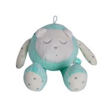Мягкая игрушка myHummy Mr.Sleeper, 23 см, зеленый (5901912031166)