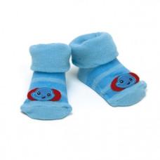 Носочки Disney Слоненок Фишер Прайс, 0-6 мес., голубой (FP10066)