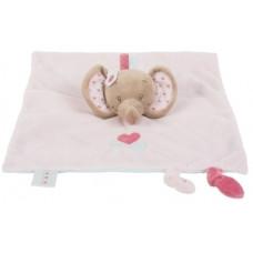 Мягкая игрушка-кукла Nattou Слоник Рози (655125)