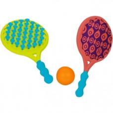 Игровой набор Battat Пляжный теннис, с мячиком (BX1526Z)