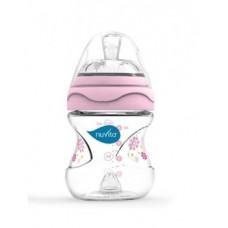 Бутылочка для кормления Nuvita Mimic, 150 мл, розовый (NV6010Pink)