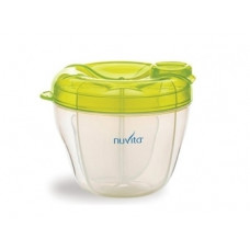 Контейнер для хранения молока Nuvita, салатовый (NV1461Green)