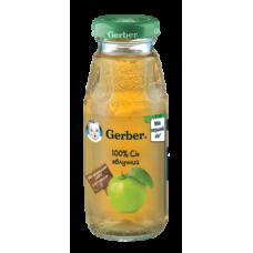 Сок Gerber яблочный, 175 мл