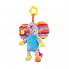 Игрушка-подвеска Happy Snail Слоник Джамбо (14HS011PS)