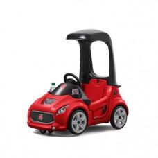 Детская машина-каталка Step 2 Turbo Couple Foot-to-floor, красный (779800)