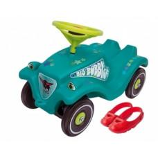 Машинка-толокар Big Звезда, с защитными насадками, голубой (56108)