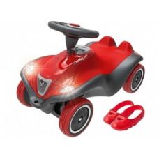 Машинка-толокар Big Супер Кар, со световыми и звуковыми эффектами, красный (56230)