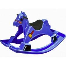 Качалка PalPlay Лошадка, синий (46165)