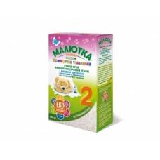 Сухая молочная смесь Малютка Premium 2 с рисовой мукой, 300 г