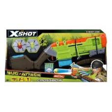 Скорострельный бластер Zuru X-Shot Crossbow Огонь по жукам (4817)