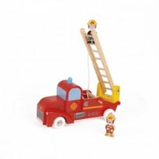 Игровой набор Janod Пожарный автомобиль (J08574)