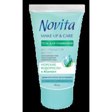 Гель для умывания Novita Make Up&Care, 150 мл