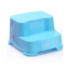 Ступеньки под унитаз и раковину Babyhood, синий (BH-504B)