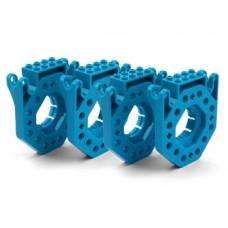 Аксессуары Wonder Workshop Building Brick Connectors для роботов Dash и Dot (1-BB01-01)