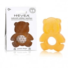 Прорезыватель Hevea Planet Panda, каучуковый (HEVPANDA)