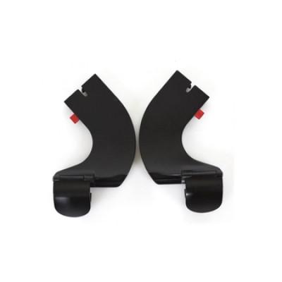 Адаптер ABC Design для установки автокресел Hazel на коляски Mint, черный (9132600)