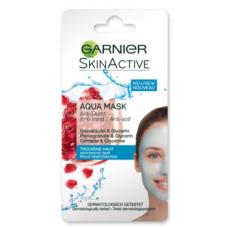 Увлажняющая маска для лица Garnier Skin Active Аква-маска, для обезвоженной кожи, 8 мл