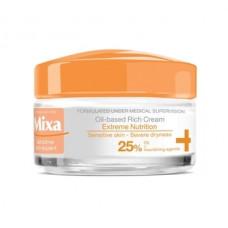 Питательный крем для лица Mixa Anti-dryness, для очень сухой и чувствительной кожи, 50 мл