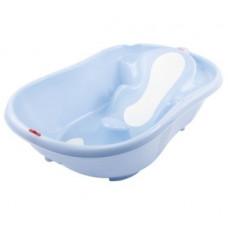 Ванночка OK Baby Onda Evolution, 93 см, голубой (38085535)